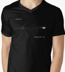 Voyager Spacecraft Tribute Graphic T-Shirt