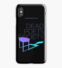 Dead Poets Society iPhone Case/Skin