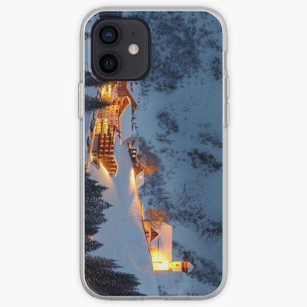 Ski Resort iPhone Flexible Hülle
