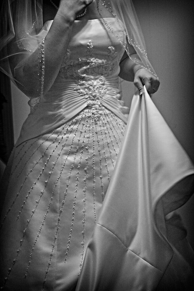 Second Guessing the Gown by carlhirst