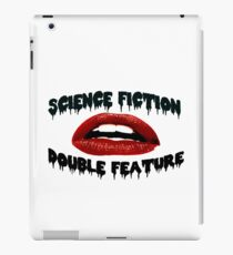 Science Fiction Double Feature iPad Case/Skin