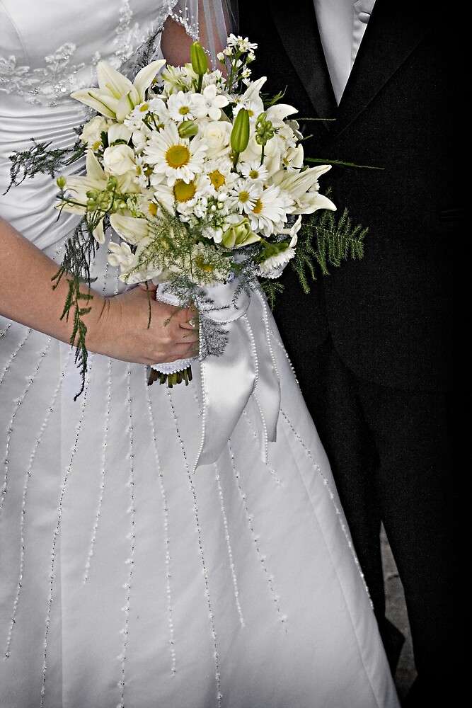 The Bride's Bouquet by carlhirst