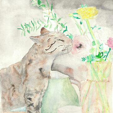 Stop to smell the flowers by Mollie-Taylor