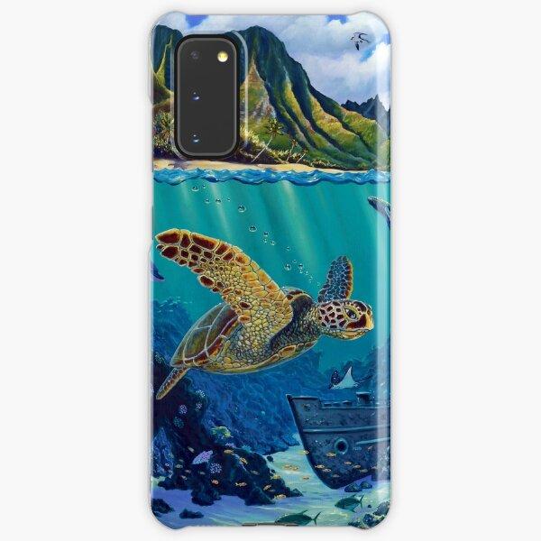 Bali Hai Reef Samsung Galaxy Snap Case