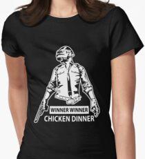 PUBG - Winner winner chicken dinner Women's Fitted T-Shirt