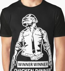 PUBG - Winner winner chicken dinner Graphic T-Shirt