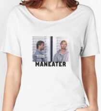 Maneater Women's Relaxed Fit T-Shirt