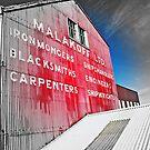 maritimer's façade by NordicBlackbird