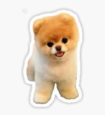 Pegatina Cute Boo Puppy