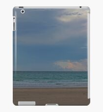 Cable beach Storm iPad Case/Skin
