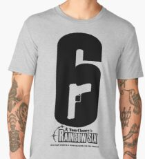 Siege R6S T-Shirts Men's Premium T-Shirt