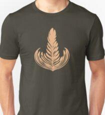 Creamy Rosetta Slim Fit T-Shirt