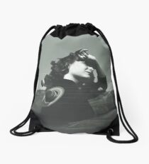 Orbit Drawstring Bag