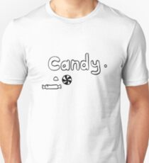 Candy. Unisex T-Shirt