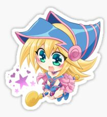 Chibi Dark Magician Girl - Yu-Gi-Oh! Sticker
