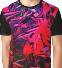 Water Abstracts Graphic T-Shirt