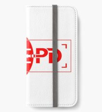 live pd iPhone Wallet/Case/Skin