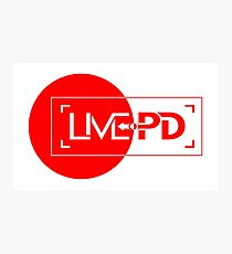 live pd Photographic Print
