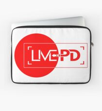 live pd Laptop Sleeve