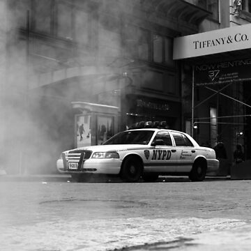 NYPD by Tonywallbank
