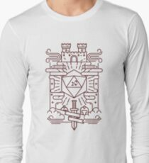 Whimsical RPG Long Sleeve T-Shirt