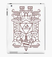 Whimsical RPG iPad Case/Skin