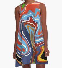 Mode-Kunst - 338 A-Linien Kleid