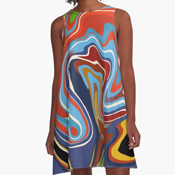 Fashion Art - 338 A-Line Dress