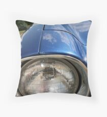 Vrrrroooom Throw Pillow