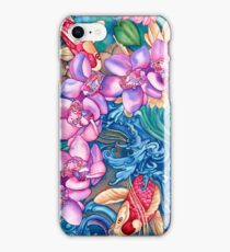 Orchid Splash iPhone Case/Skin