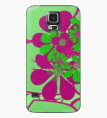 APPLE GREEN LEAFY Case/Skin for Samsung Galaxy