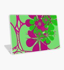 APPLE GREEN LEAFY Laptop Skin