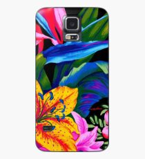 Lets Go Abstract Case/Skin for Samsung Galaxy