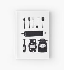 kitchenware Hardcover Journal