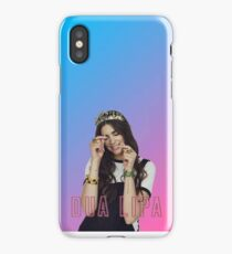 DUA LIPA iPhone Case/Skin