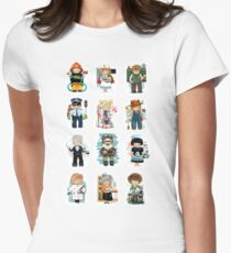 Occupations & Vocations Womens Fitted T-Shirt