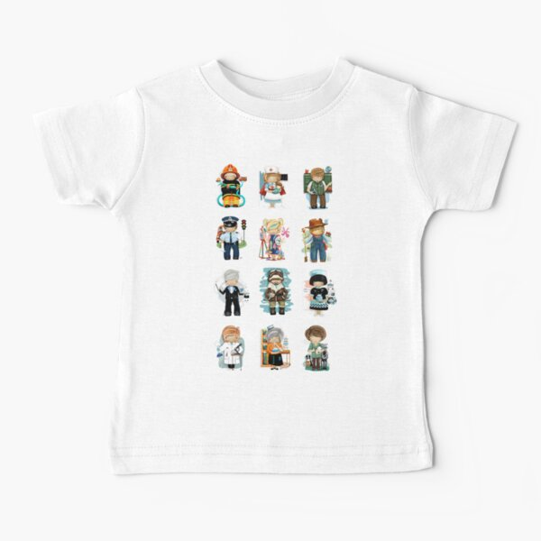 Occupations & Vocations Baby T-Shirt