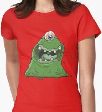 Laaaaaa! Women's Fitted T-Shirt