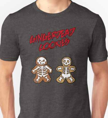 Rise of the Gingerdead cookies for Halloween T-Shirt