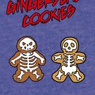Rise of the Gingerdead cookies for Halloween by JollyJungle