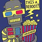 «Robot Movie Reboot» de jarhumor