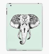 Elephant Tattooed iPad Case/Skin