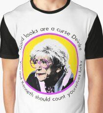 Blanche Hunt Pop Art Graphic T-Shirt