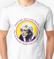 Blanche Hunt Pop Art Unisex T-Shirt
