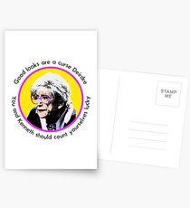 Blanche Hunt Pop Art Postcards