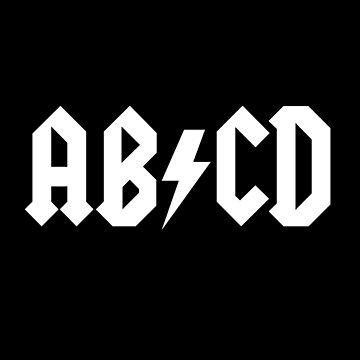AB/CD not AC/DC by nametaken