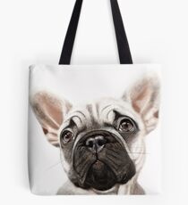 Frenchie Tote Bag