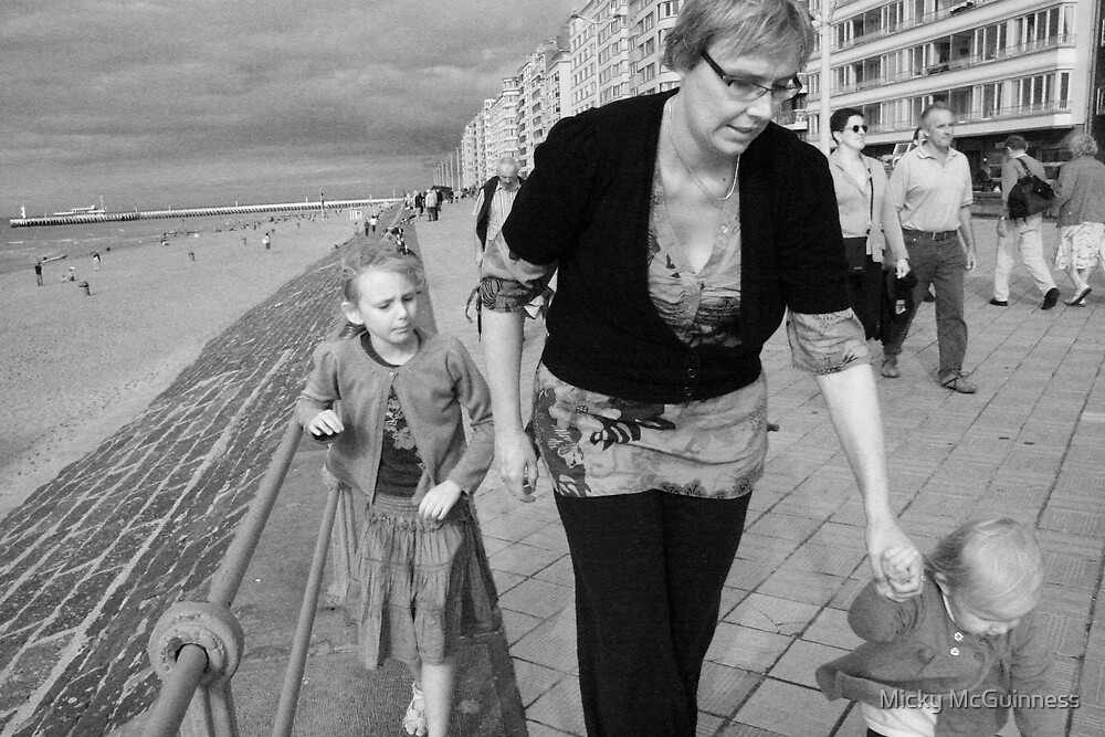Oostende by Micky McGuinness