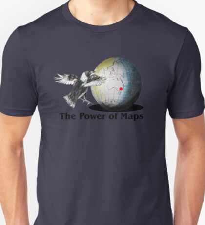 The Power of Maps T-Shirt