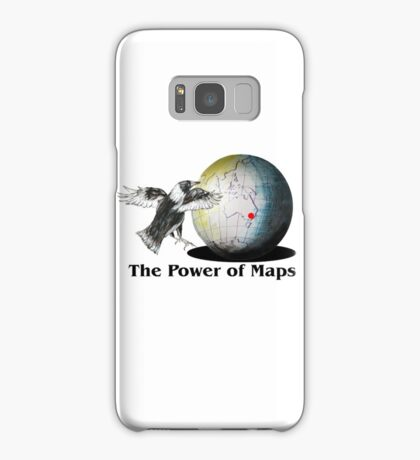 The Power of Maps Samsung Galaxy Case/Skin